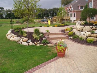 ... Garden Design With Johnnyus Landscape Uamp Maintenance Home With Images  Of Flower Gardens From Johnnylandscape.